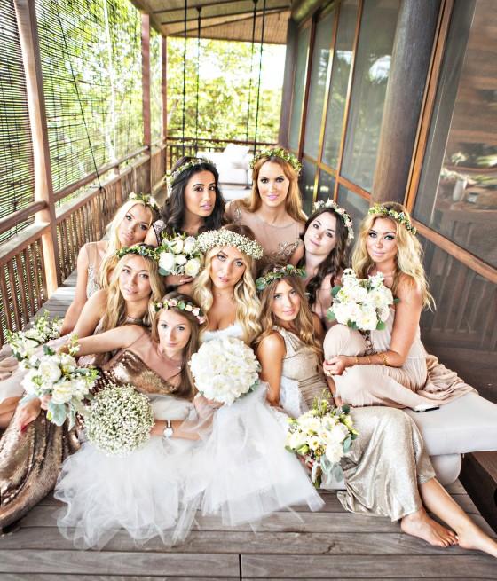 Marie mcclughen wedding