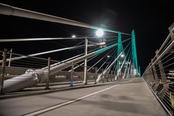 Tilikum Crossing, Portland OR