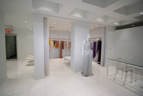 Interior - Showroom, NYC