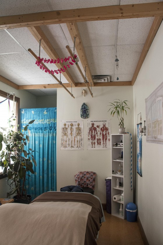 Holistic Therapy Treatment Room One
