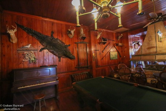 Everglades Rod&Gun Club, Everglades City Florida.