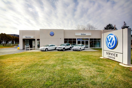 Union Volkswagen Service Department - NJ