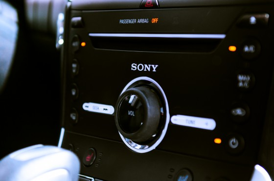 2013 Ford Edge Entertainment System by Sony