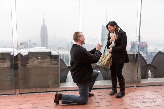 Top of the Rock NYC Proposal photos