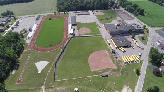 High Athletic Fields