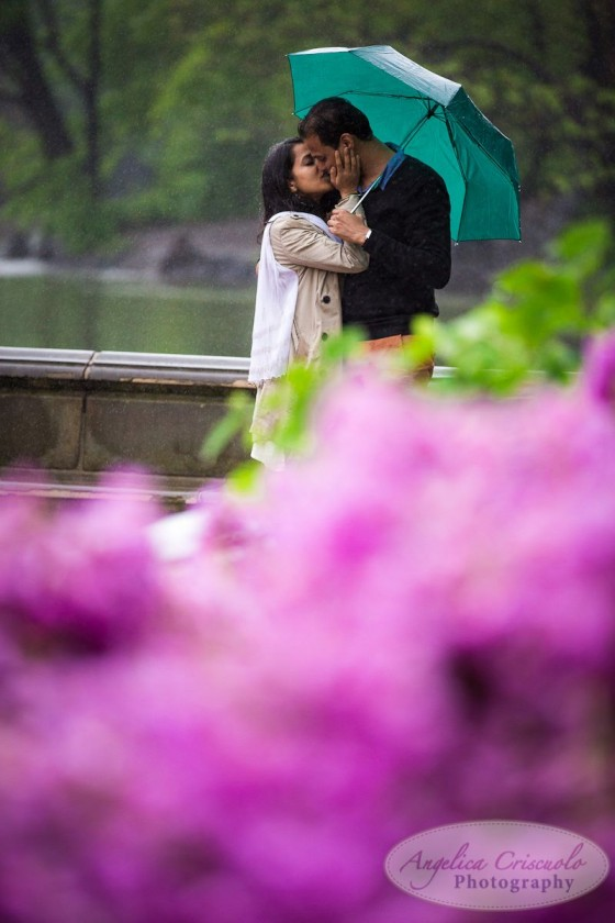 Central Park Proposal Photography
