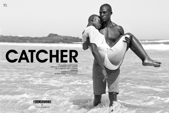 Catcher - Gaschette Magazine