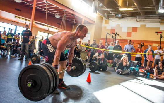Photo 1 by Ross Johnson for CrossFit Competition