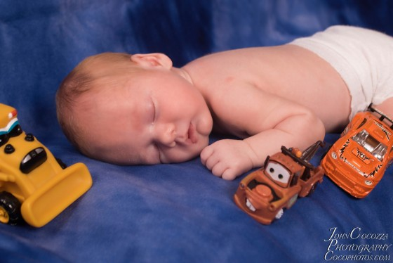 Newborn Portraits in San Diego by John Cocozza Photography