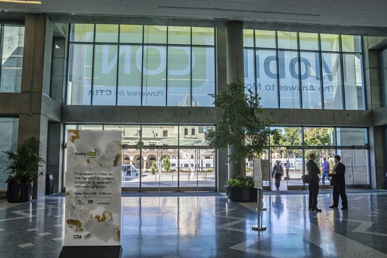 McEnery Convention Center, San Jose, California
