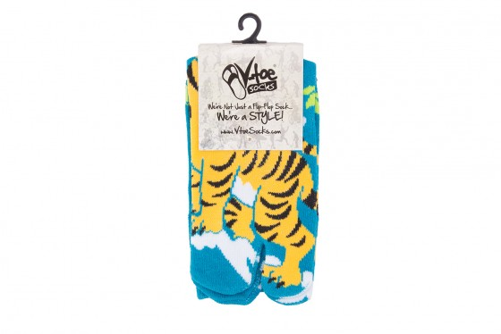 V-Toe Socks for Amazon