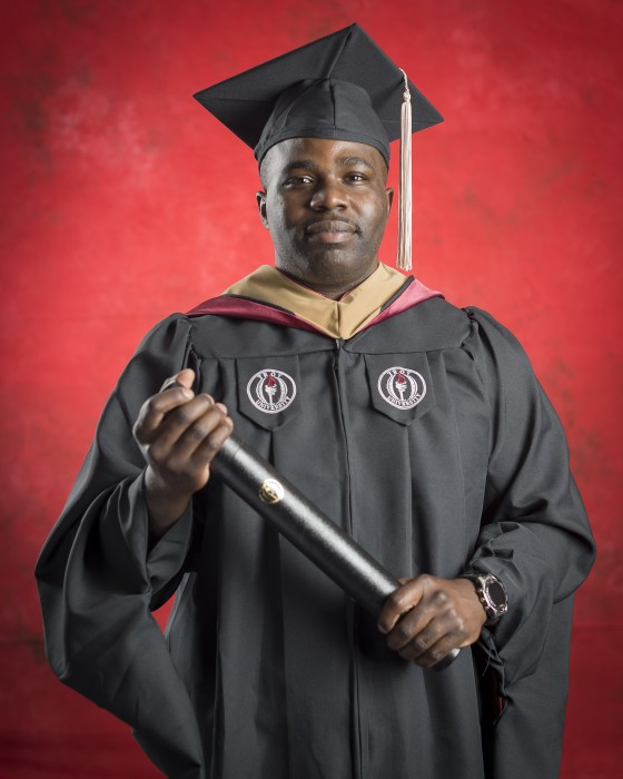 Troy University Individual Portraits