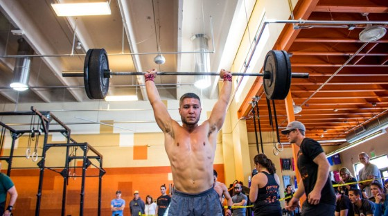 Photo 2 by Ross Johnson for CrossFit Competition