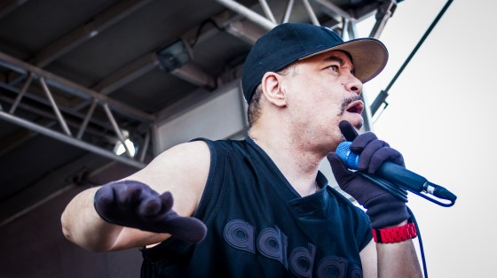 Ice T with Body Count - Mayhem Fest