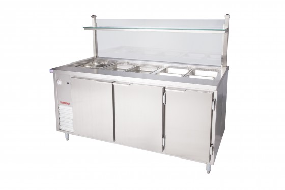commercial refrigeration product photography Jwarstyle