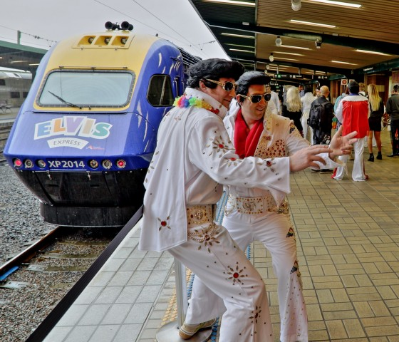 Photo 10 by Gary Blackman for Central Station the Elvis Weekend Train