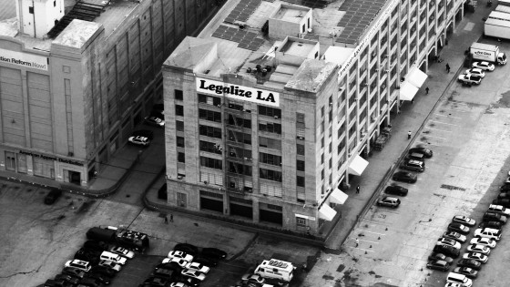 American Apparel Factory  -Los Angeles