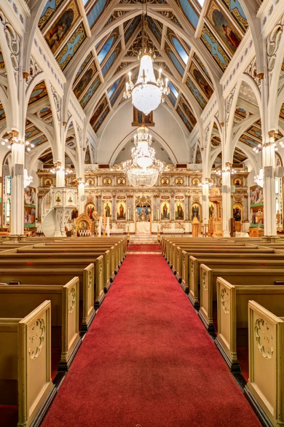 St. Nicholas Antiochian Orthodox Cathedral