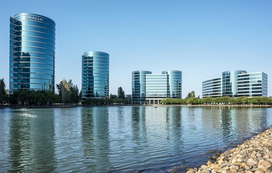 Oracle Corp. Headquarters, Redwood Shores, California