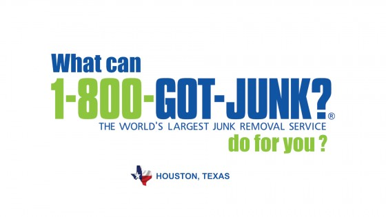 1-800-GOT-JUNK Billboard - Houston