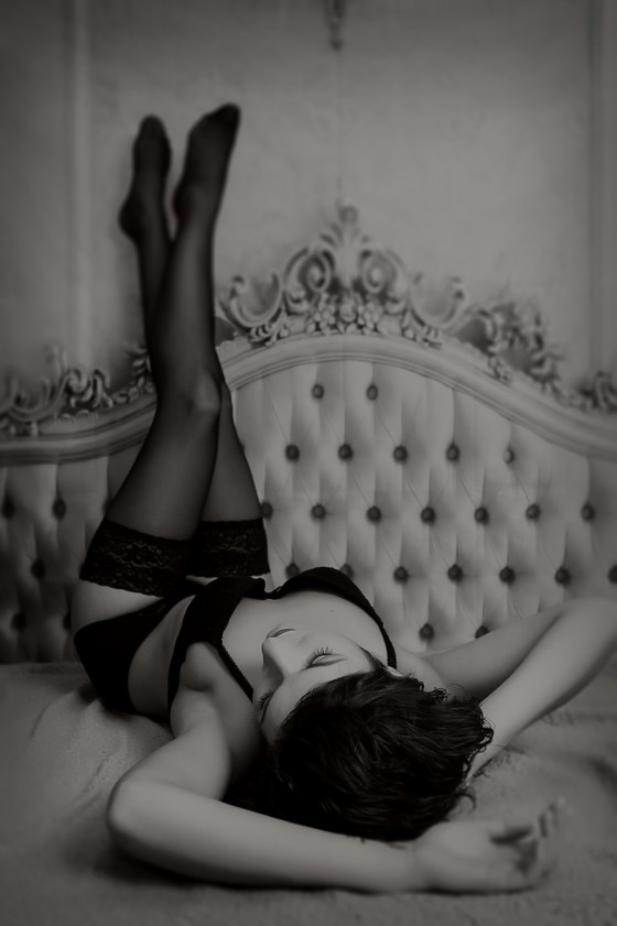 Tasteful Boudoir Photography