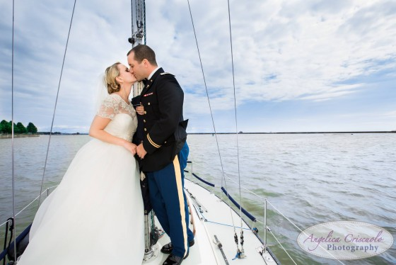 Buffalo NY Destination Yacht CLub Wedding
