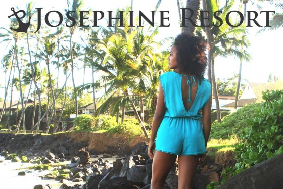 Josephine Resort Look Catalog
