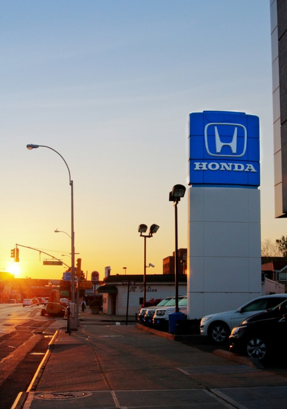 Paragon Honda - Queens, NYC