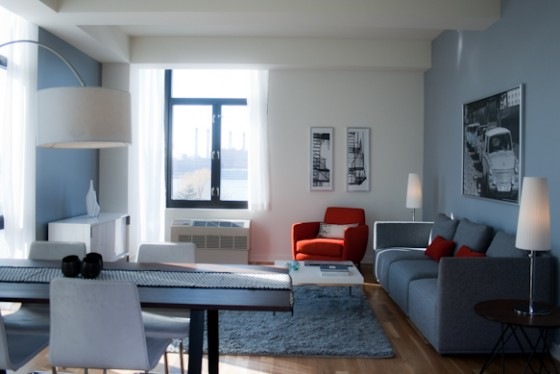 Interior - Apartment, NYC