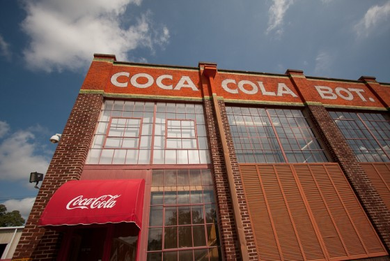 Coca-Cola Building : Minden, LA Chamber of Commerce Guide 2015