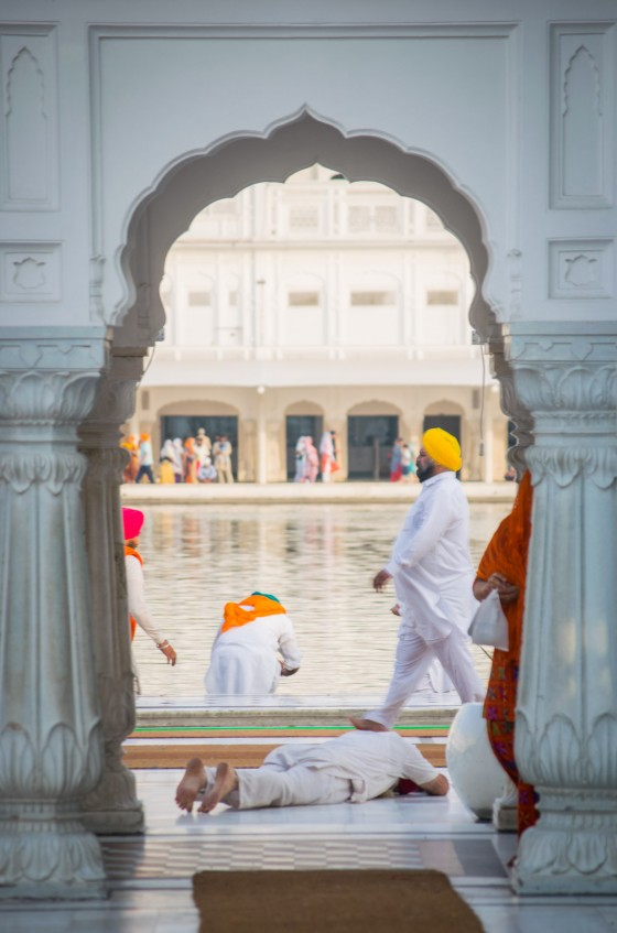 Photo 1 by Adam Isfendiyar for The Golden Temple, Amritsar