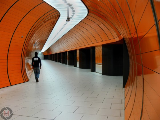 Munich Subway, Germany
