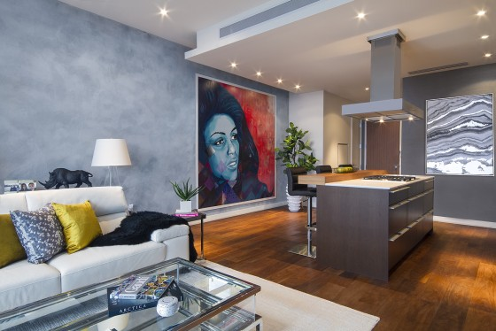 Spaces Designed - W Residences