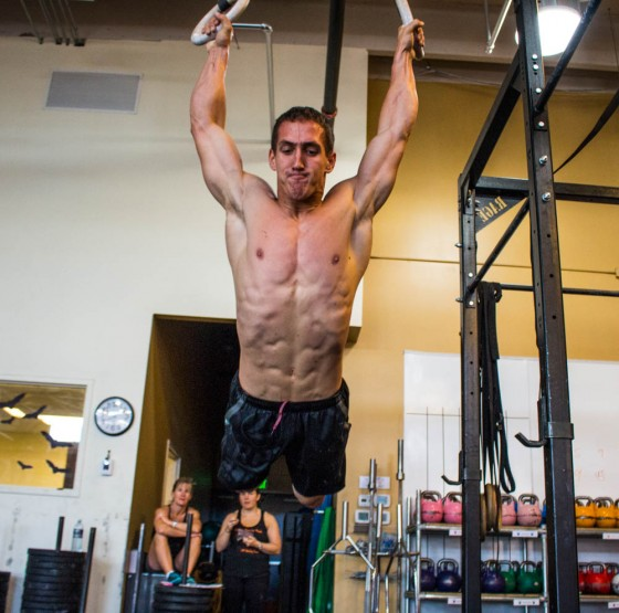 Photo 0 by Ross Johnson for CrossFit Competition