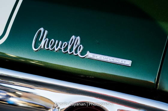 70's Chevy Chevelle Badge