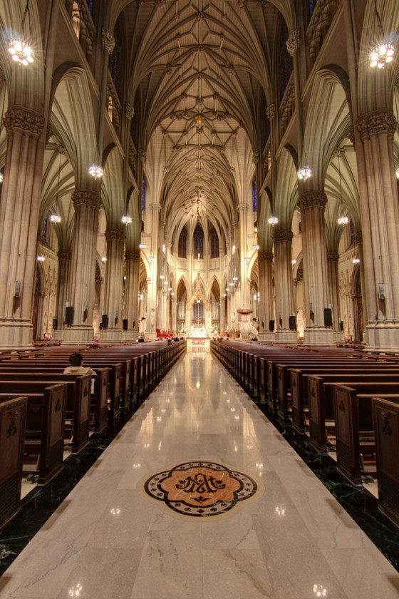 St. Patrick's Cathedral - NYC