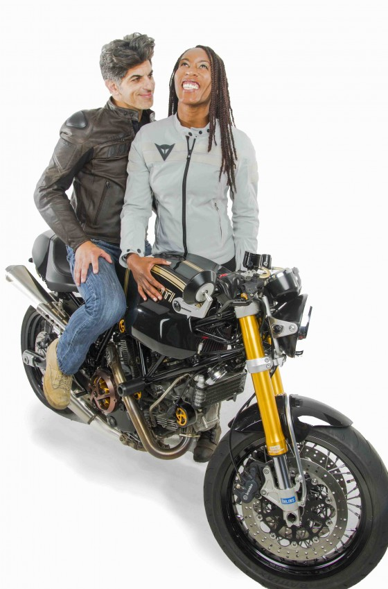 Ducati Motorcycle Photo Shoot