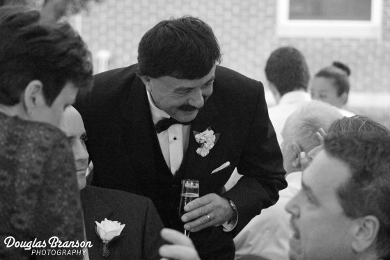Groom Socializing