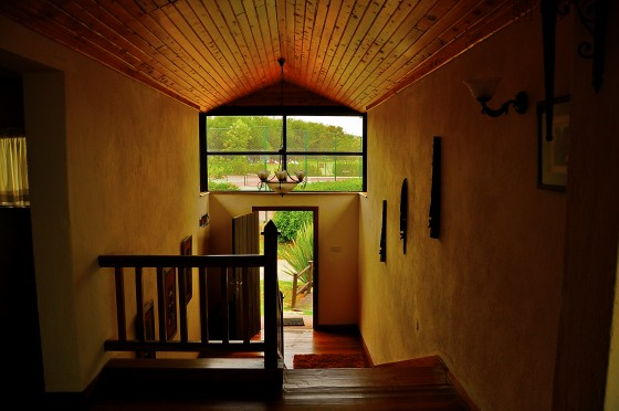 Great Rift Valley Lodge interior