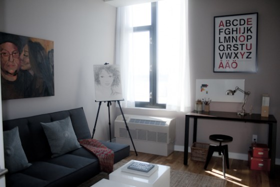Interior - Apartment NYC