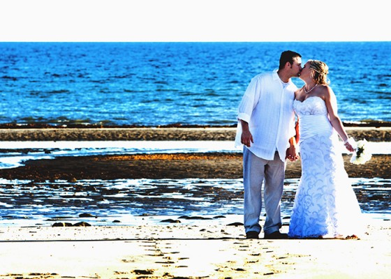 Rocky Point Mexico Wedding