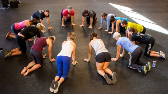 Photo 4 by Ross Johnson for CrossFit Competition