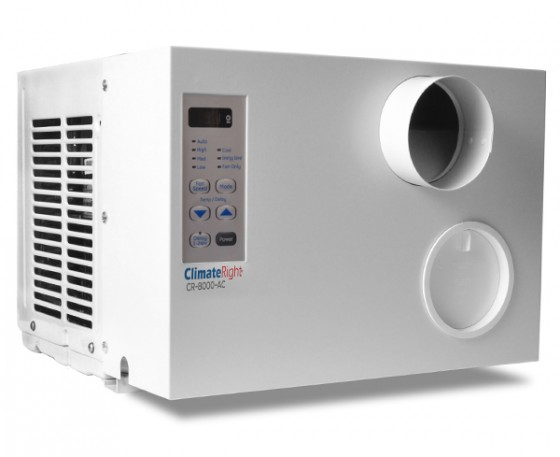 ClimateRight CR-8000-AC