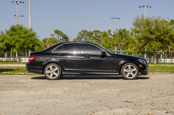 Photo 1 by Frank Daviel for Mercedes C300
