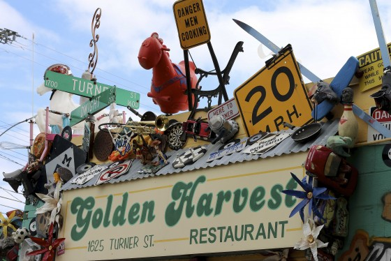 The Golden Harvest, Old Town, Lansing, Michigan