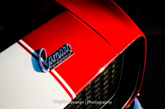 '69 Chevy Camaro Badge