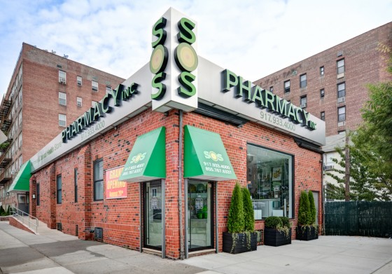 SOS Pharmacy - Brooklyn, NY