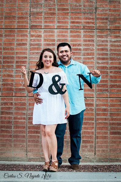 Diego and Nallely  Engagement Pictures