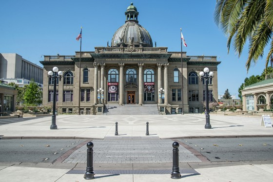 San Mateo County Courthouse, Redwood City, California