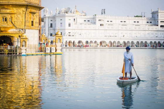 Photo 0 by Adam Isfendiyar for The Golden Temple, Amritsar